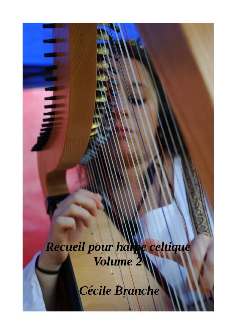 Recueil pour harpe celtique Vol.2 – Pdf