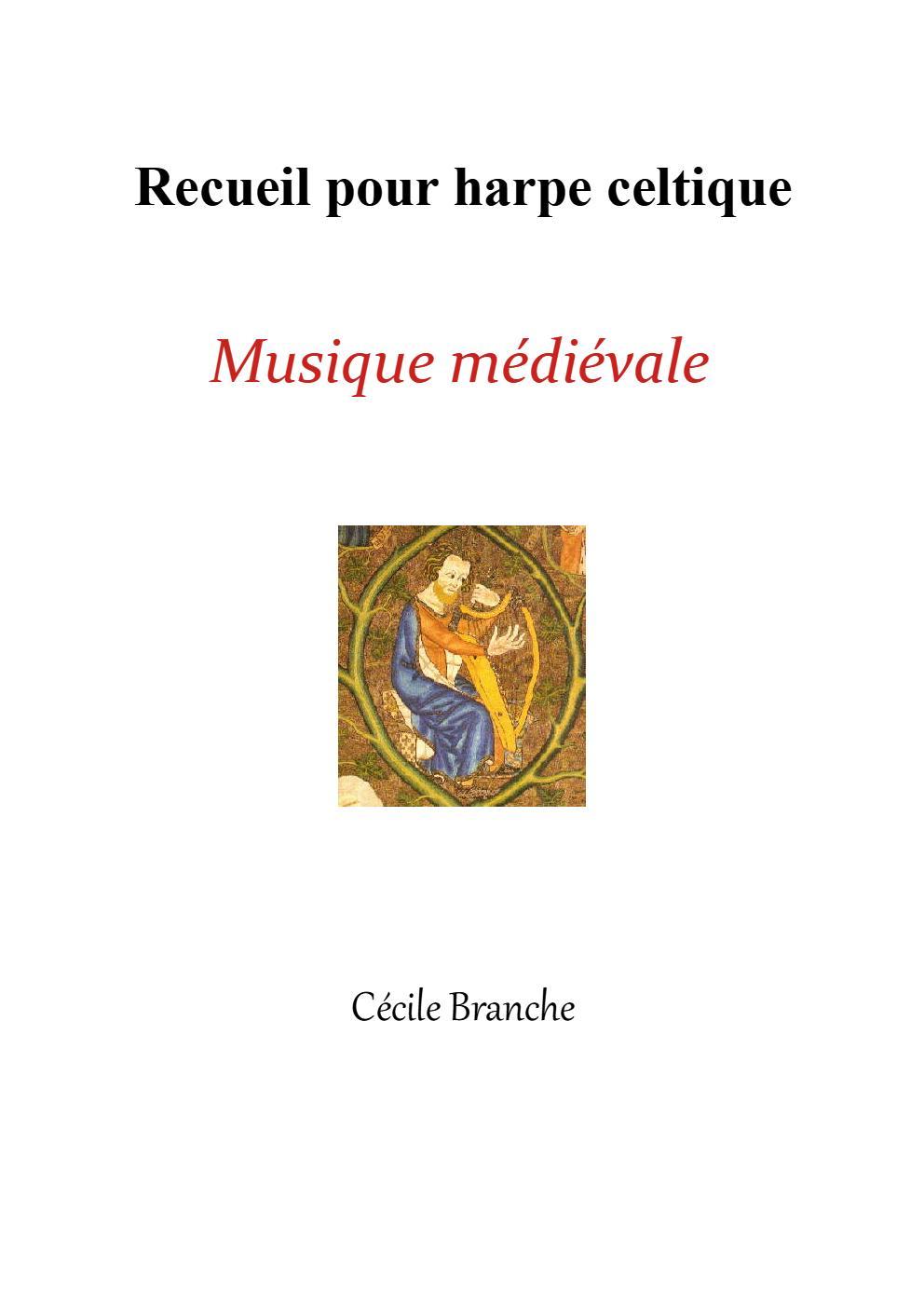 Recueil médiéval pour harpe celtique – Pdf